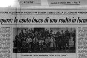 Tor Lupara: le cento facce di una realtà in fermento - 3 marzo 1983